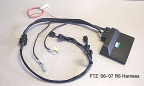 hot micro sprint products ftz racing wiring harned mods for the 2006 07 r6r as well as the 2008 16 model r6r as well several years back we worked out a wiring harness mod for eliminating