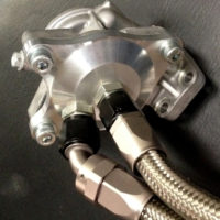 zx636 oil cooler adapter